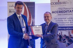 Top British international schools are the first to receive new COBIS Patron's Accreditation