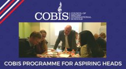 COBIS Launches New Programme for Aspiring Heads